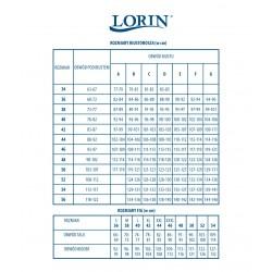 Lorin Kostium Kąpielowy L2094/7 Paski Kolorowy
