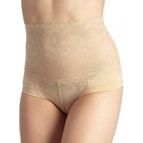 Triumph Delicate Essence Highwaist String Czerń