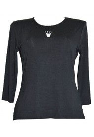 Triumph Top Fun 67430 T-Shirt Czerń