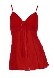 Sassa Koszulka Fashion Czerwień 35209