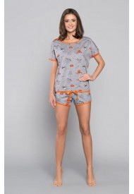 Fashion Bambus Orso piżama...